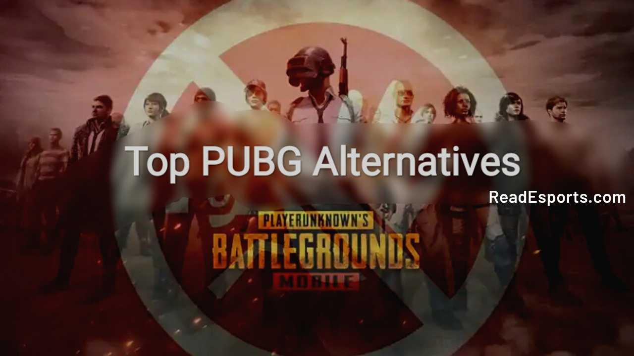 alternatives to PUBG Mobile, Best PUBG alternatives, India bans PUBG, Indian Government, PUBG Alternatives, PUBG ban