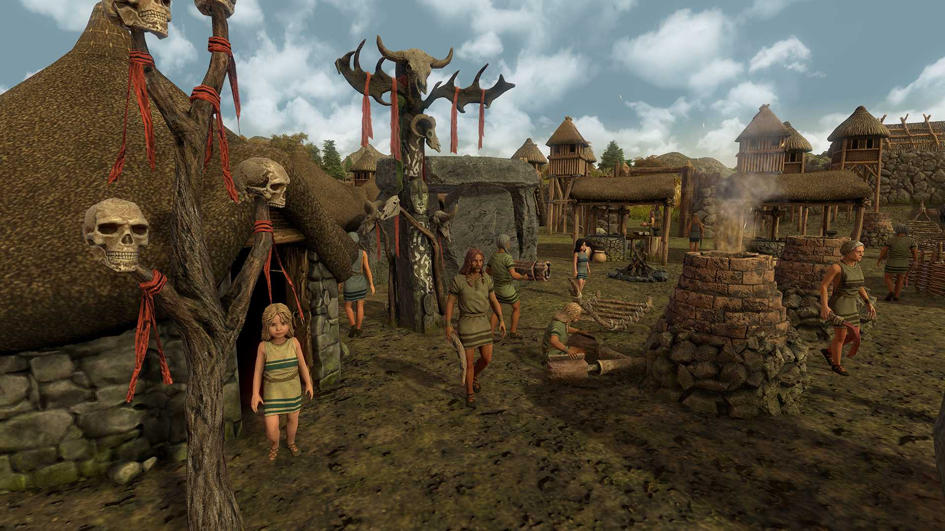 dawn of man, dawn of man game review, dawn of man gameplay, dawn of man review