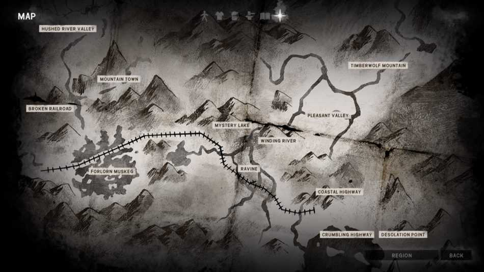 forlorn muskeg map, long dark map, the long dark coastal highway map, the long dark map, the long dark maps, the long dark mystery lake map, the long dark pleasant valley map