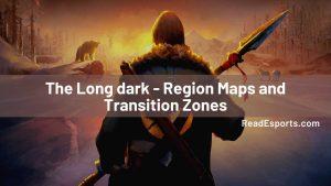 the long dark map