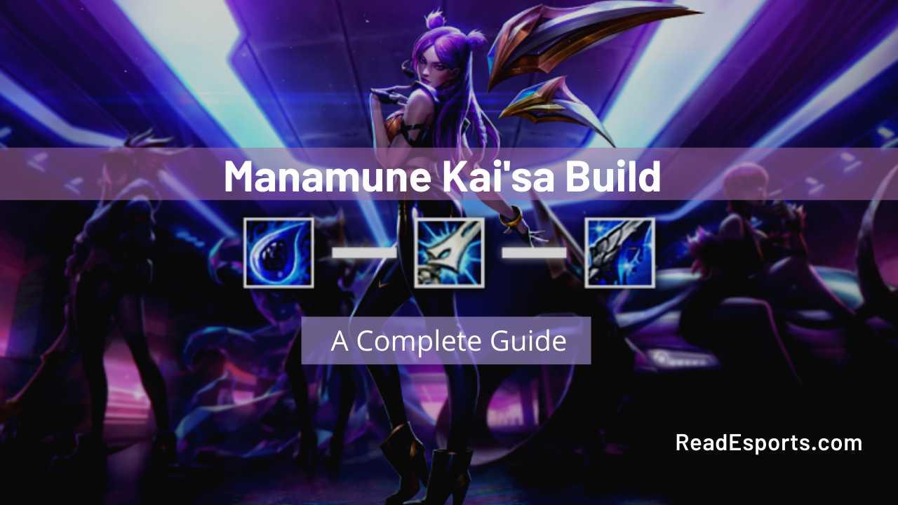 kai'sa, kaisa manamune, kaisa manamune build, manamune, manamune kai'sa build, manamune kaisa, muramana kaisa