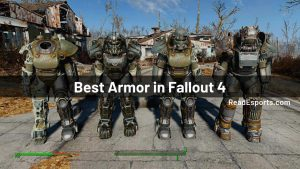 Best Armor in Fallout 4