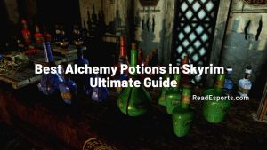 10 Best Alchemy Potions in Skyrim You Can Make - Ultimate Recipes