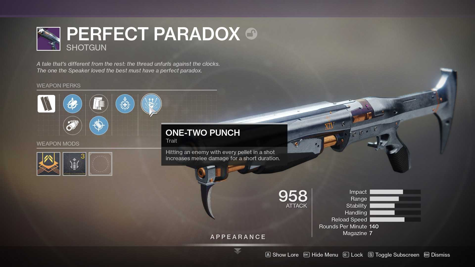 destiny 2 perfect paradox, destiny 2 perfect paradox god roll, god roll perfect paradox, perfect paradox god roll, perfect paradox god roll pvp, perfect paradox rolls