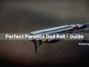Perfect Paradox God Roll - Destiny 2