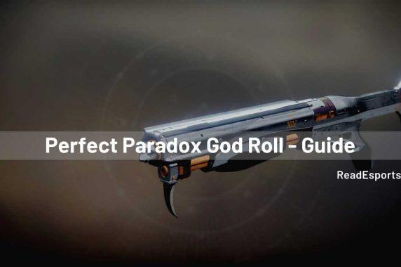 Perfect Paradox God Roll - Destiny 2