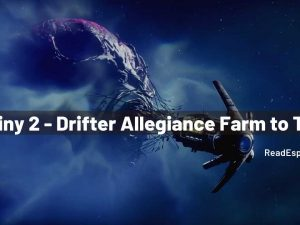 Destiny 2 - Drifter Allegiance Quest, Mystery and Potential