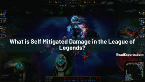 What is Self Mitigated Damage in the League of Legends?