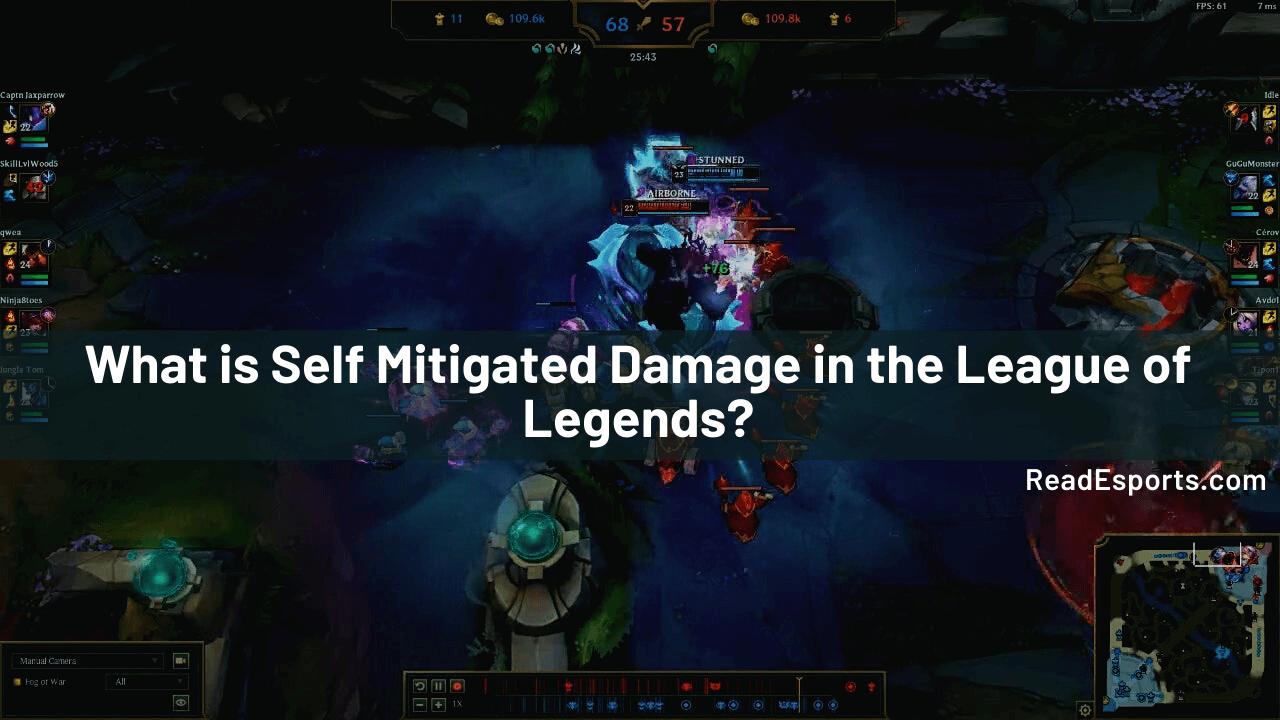 league of legends self mitigated damage, league self mitigated damage, lol self mitigated damage, self mitigated, self mitigated damage, self mitigated damage league of legends, what is self mitigated damage
